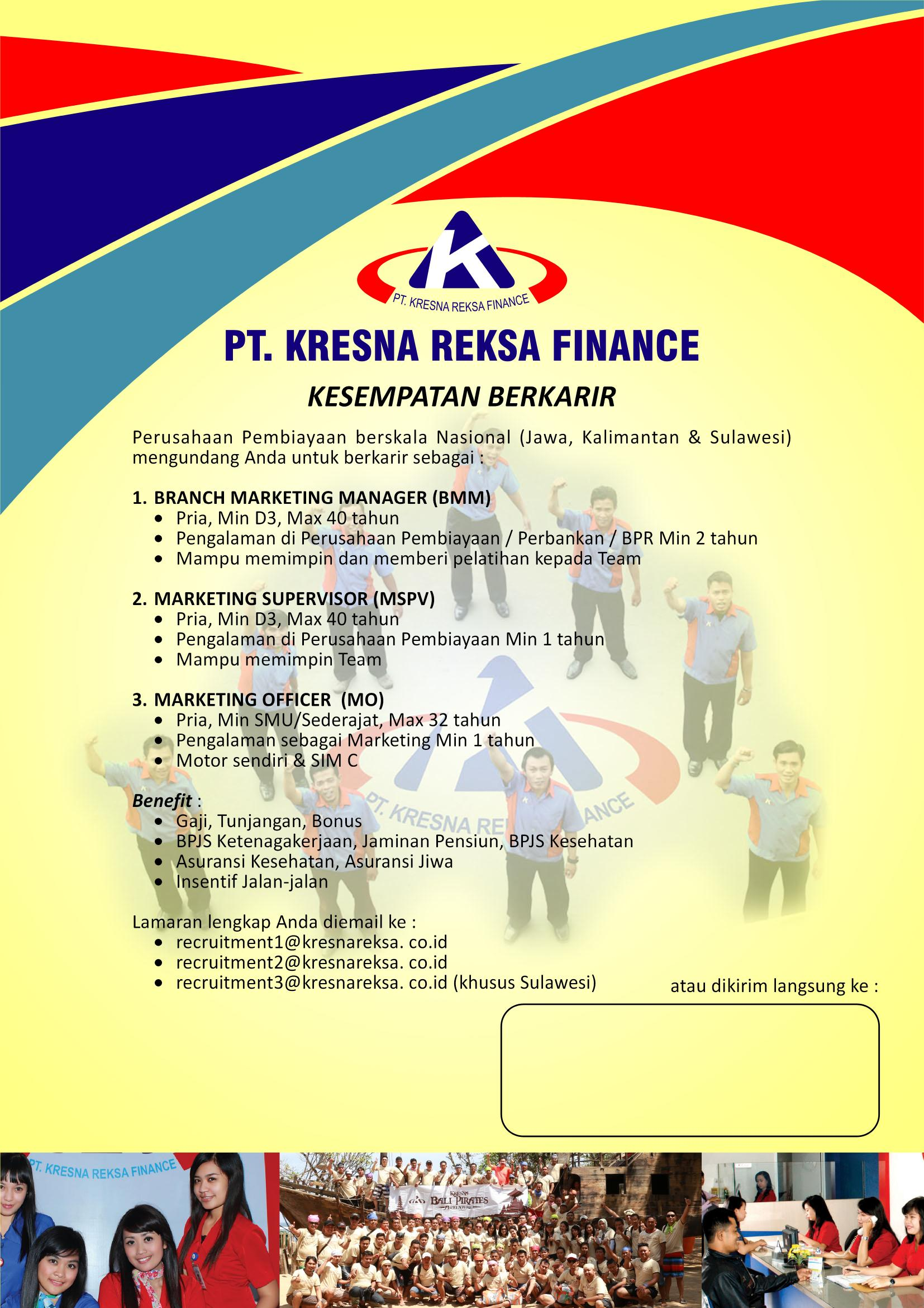 Kresna Reksa Finance PT