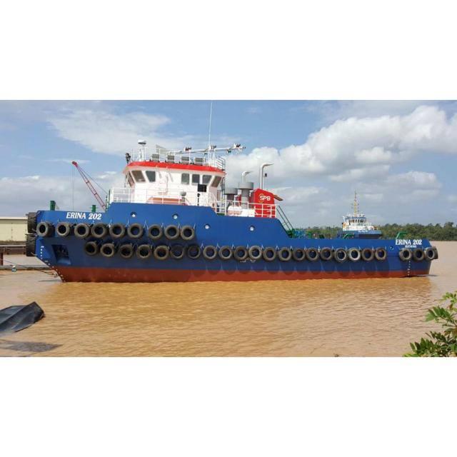 Pelayaran Nasional Santan Prima Bahari PT