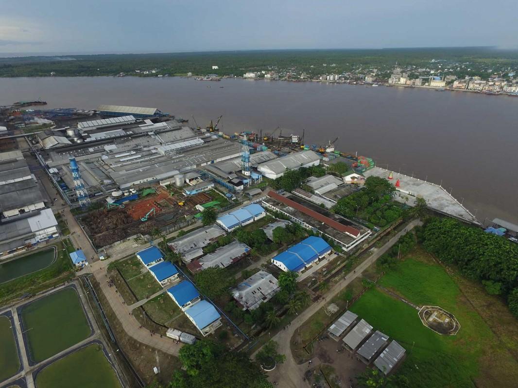 Pulau Sambu PT