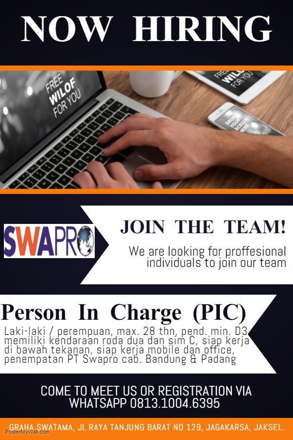 Swapro International PT