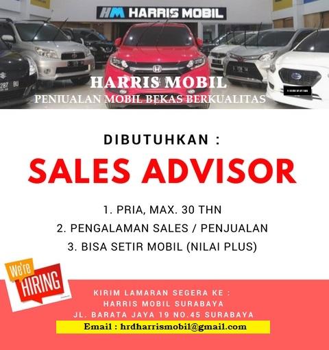 Harris Mobil Premium PT