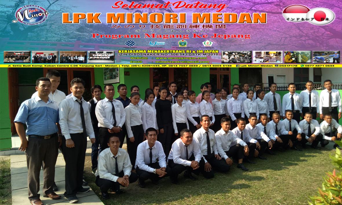 LPK Minori Medan